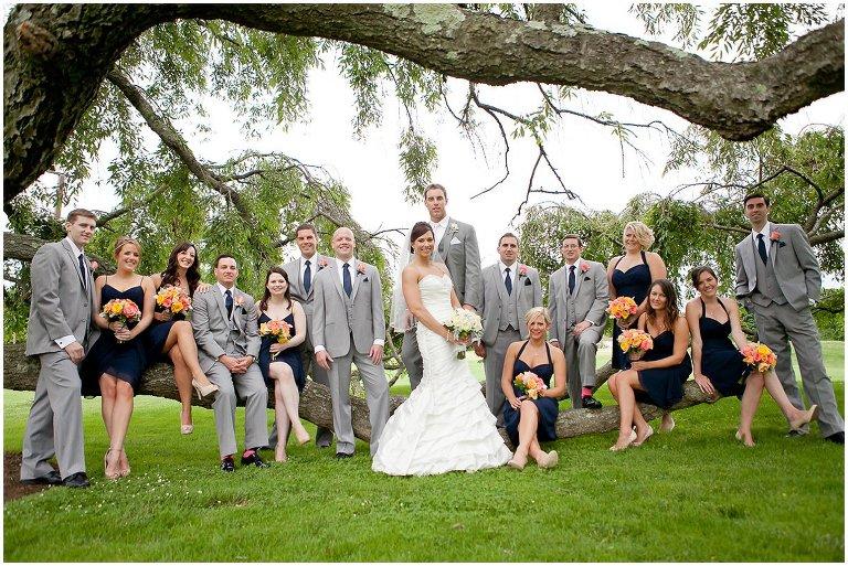 Penn Oaks Golf Club Wedding